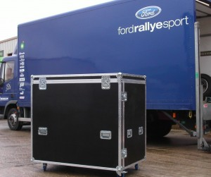 Motor Sport Flight Case