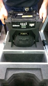 Chauvet Intimidator Flight Case