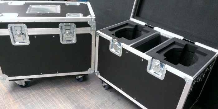 Lighting Flight Cases